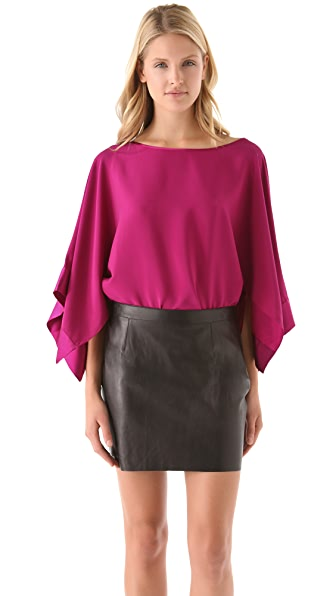 Ramy Brook Pippa Boat Neck Top