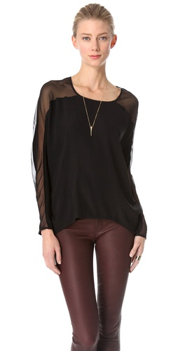 Ramy Brook Gabby Dolman Top