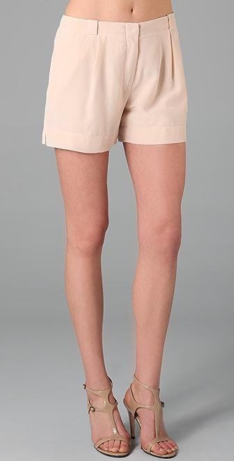 Raoul Flared Shorts