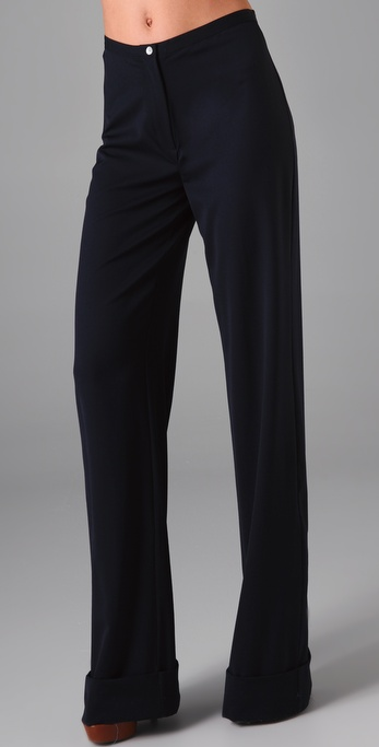 Raoul High Waist Wide Leg Pants