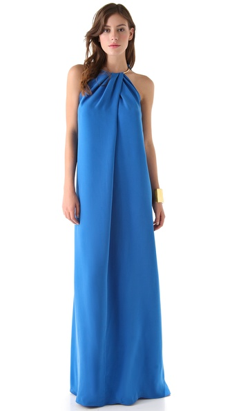 Raoul Katoucha Long Gown