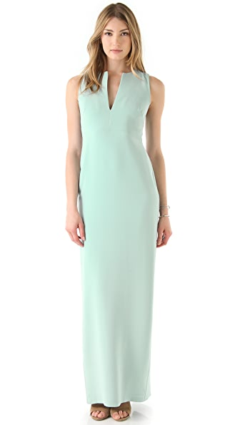 Raoul Hope Keyhole Gown