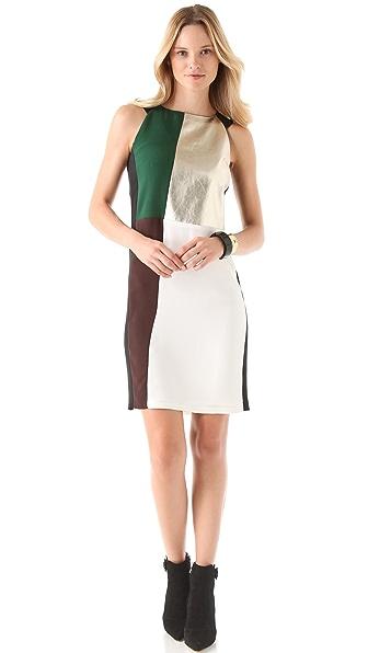 Raoul Mondrian Shift Dress