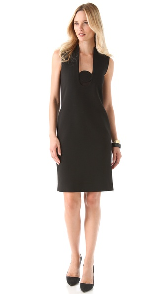Raoul Sleeveless Disc Dress