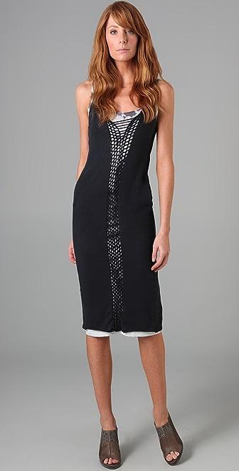 Raquel Allegra Crochet Tank Dress