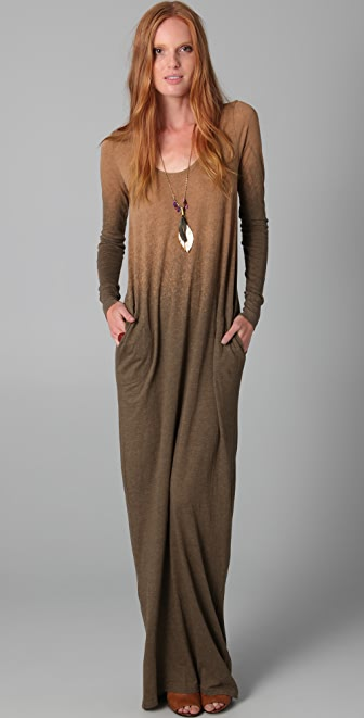 Raquel Allegra Maxi Dress