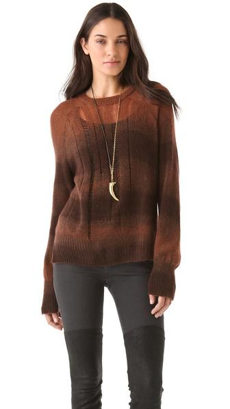 Raquel Allegra Cashmere Sweater