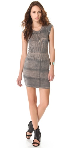 Raquel Allegra Fitted Dress