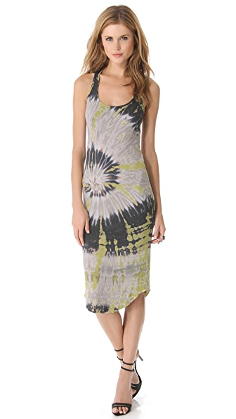 Raquel Allegra Rib Tank Dress