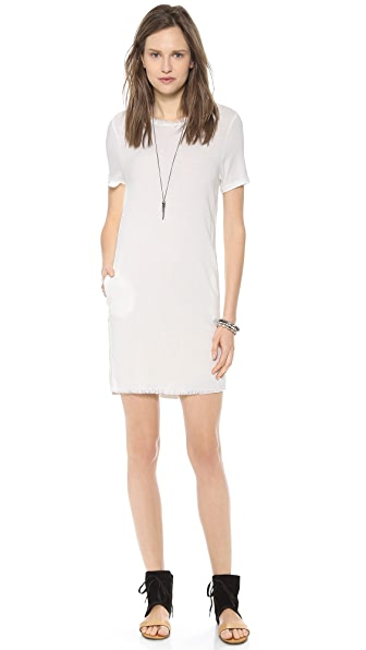 Raquel Allegra Boxy Tee Dress