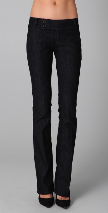Raven Denim Slim Boot Cut Trouser Jeans