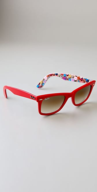 Ray-Ban Comics Wayfarer Sunglasses