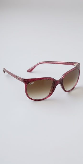 Ray-Ban Glitter Cats 1000 Sunglasses