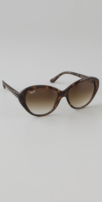 Ray-Ban Large Cat Eye Sunglasses