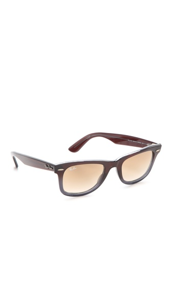 Ray-Ban Transparent Wayfarer Sunglasses