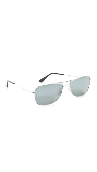Ray-Ban Cockpit Evolution Aviator Sunglasses