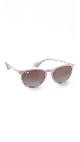 Ray-Ban Youngster Erika Wayfarer Sunglasses