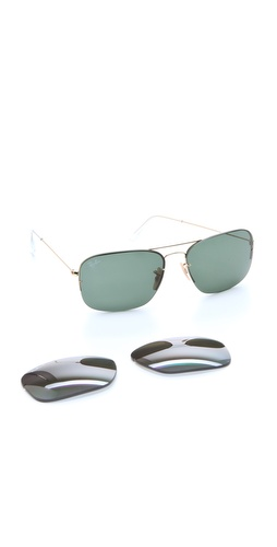 Ray-Ban Tech Double Lens Sunglasses