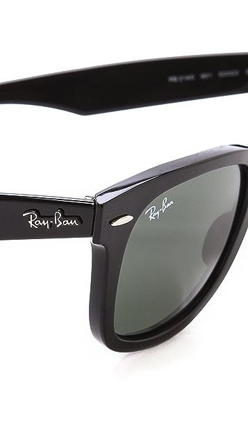 Ray-Ban Original 旅行者太阳镜