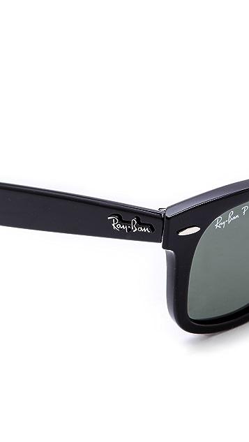 Ray-Ban Wayfarer 偏光太阳镜