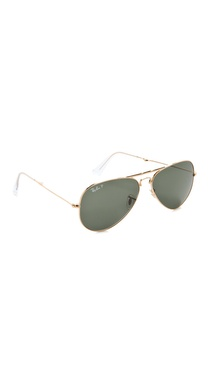 Ray-Ban Foldable Aviator Sunglasses
