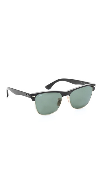 Ray-Ban Oversized Clubmaster Sunglasses from shopbop.com