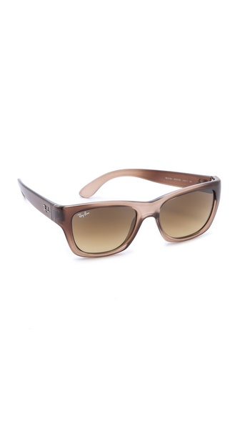 Ray-Ban Highstreet Matte Sunglasses