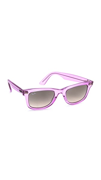 Ray-Ban Ice Pop Wayfarer Sunglasses