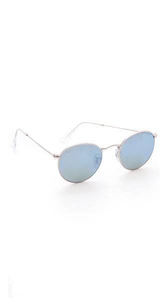 Ray-Ban Icons Mirrored Sunglasses