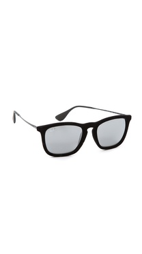 Ray-Ban Youngster Square Velvet Sunglasses