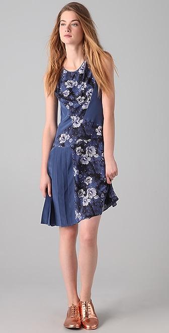 Richard Chai Love Galaxy Floral Dress