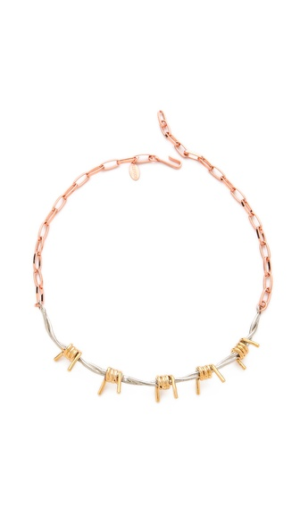 Rodarte Barbed Wire Choker