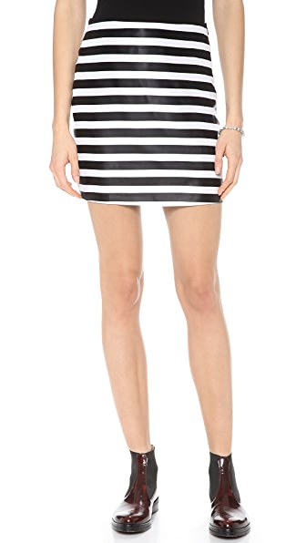 Rodarte Jacquard Miniskirt