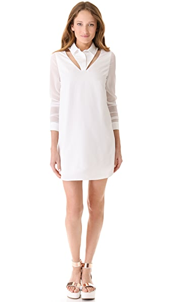 RDM by Rue du Mail Poplin Tunic Dress