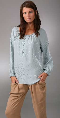 Rebecca Taylor Love It Blouse