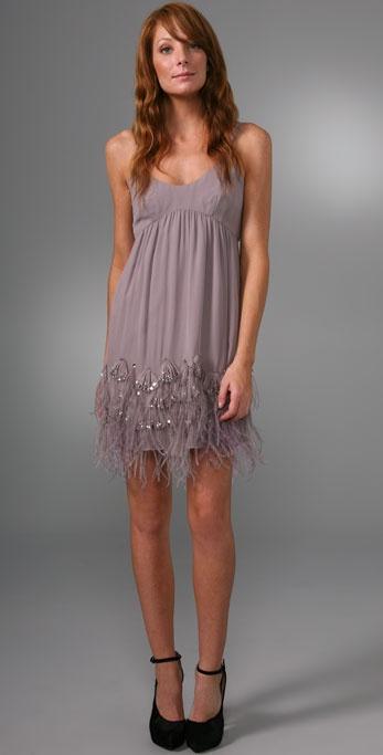Rebecca Taylor Fly Away Runway Dress