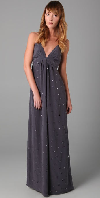 Rebecca Taylor Mirrored Gown
