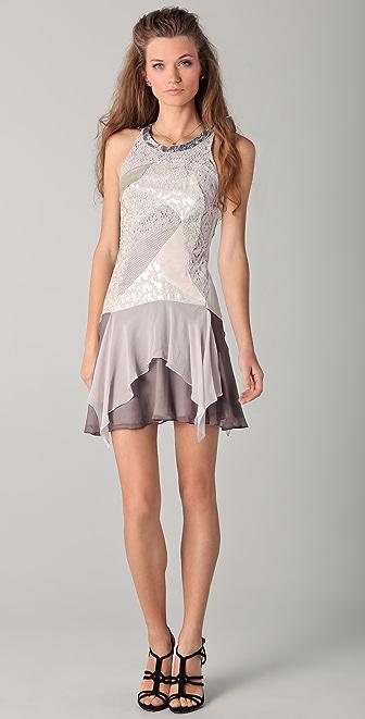 Rebecca Taylor Textured Dress