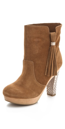 Rebecca Taylor Dita Platform Booties