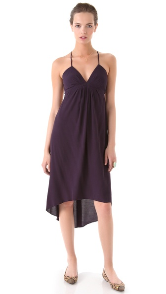 Rebecca Taylor Bare Back Dress