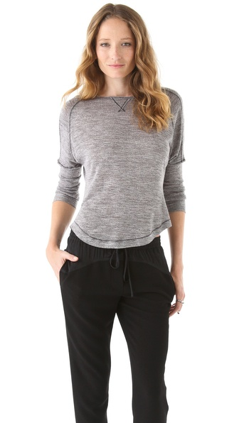 Rebecca Taylor Sweatshirt Tee