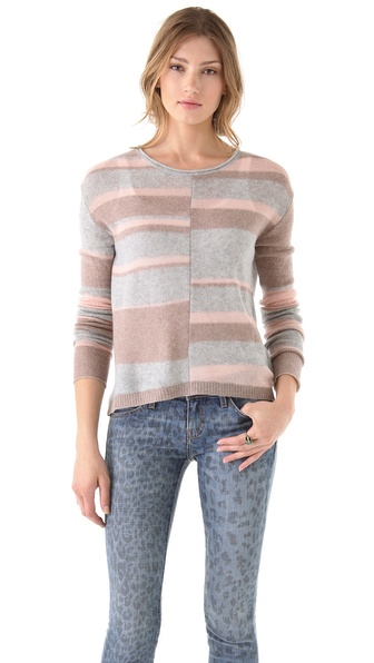 Rebecca Taylor Whisper Cashmere Sweater