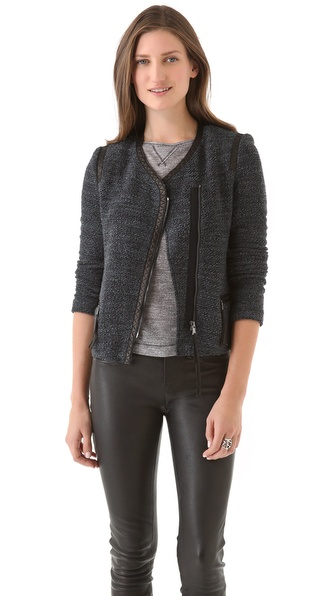 Rebecca Taylor Boucle Jacket