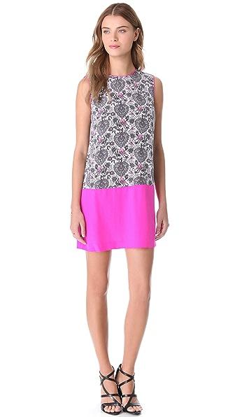 Rebecca Taylor Lovebird Shift Dress