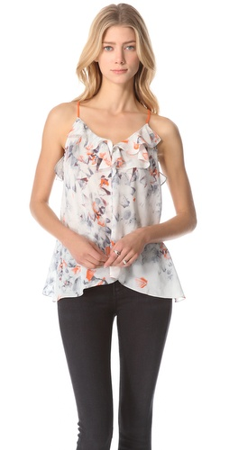 Rebecca Taylor Misty Garden Camisole at Shopbop.com