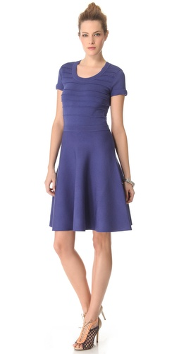 Shop Rebecca Taylor Runway Knit Dress - Rebecca Taylor online - Apparel,Womens,Dresses,Day_to_Night, at Lilychic Australian Clothes Online Store