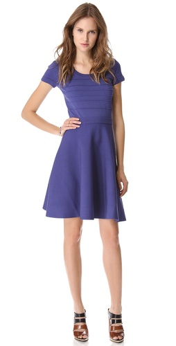 Rebecca Taylor Runway Knit Dress at Shopbop.com