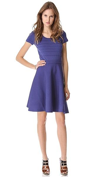 Rebecca Taylor Runway Knit Dress