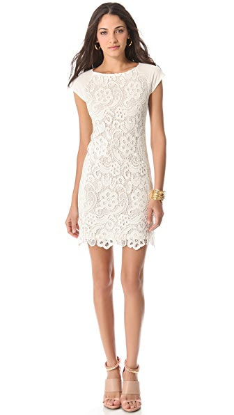 Rebecca Taylor Ali Lace Dress