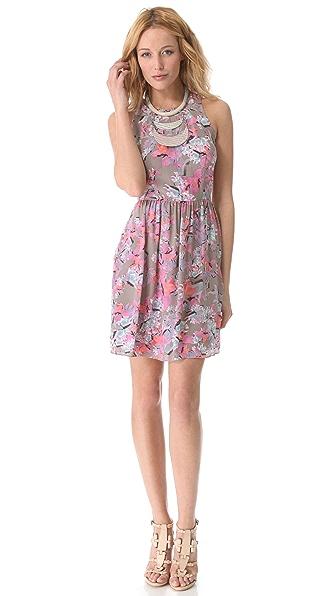 Rebecca Taylor Tropical Demi Femme Dress